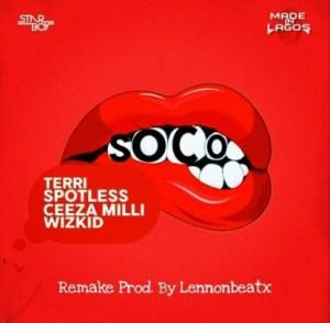 Instrumental: Terri - Soco Remake(Prod. By Lennonbeatx)